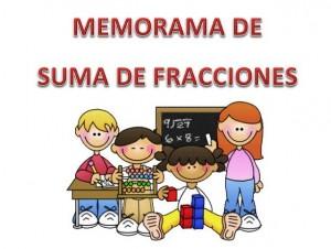 MemoramaSumaFrac