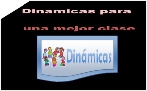 dinamicas clase