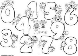 Aprender Hacer Números Para Primer Grado Educación Primaria