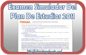 ExamenSimuladorPlan2011