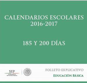 CalendariosEscolares