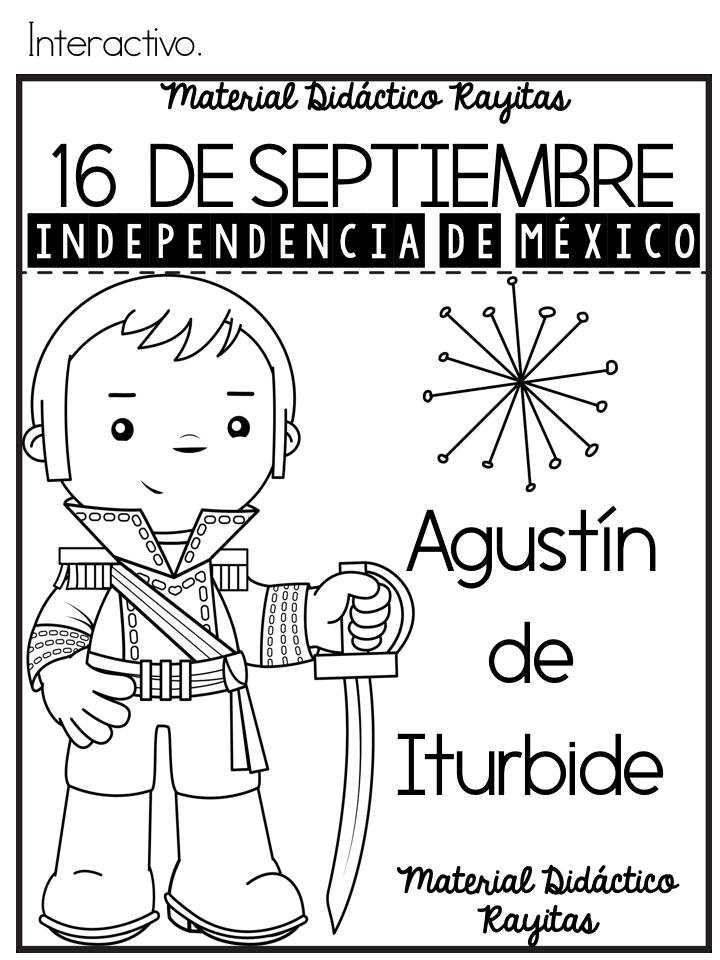 Excelente Material Interactivo De La Independencia De México